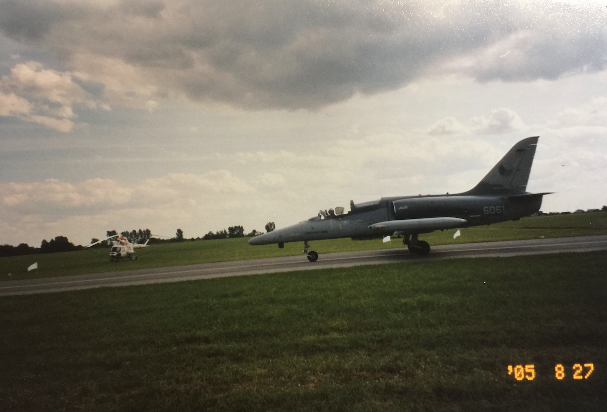 L-159 ALCA nb 6061. Czechy. 2005 rok.Zdjęcie Karol Placha Hetman