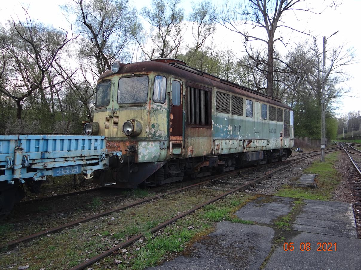 ST43-01. Chabówka 2021 year. Photo by Karol Placha Hetman