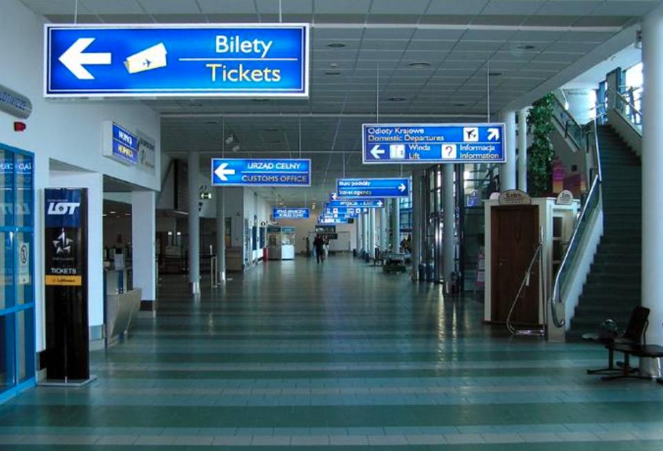 Terminal. 2005 rok. Zdjęcie LAC