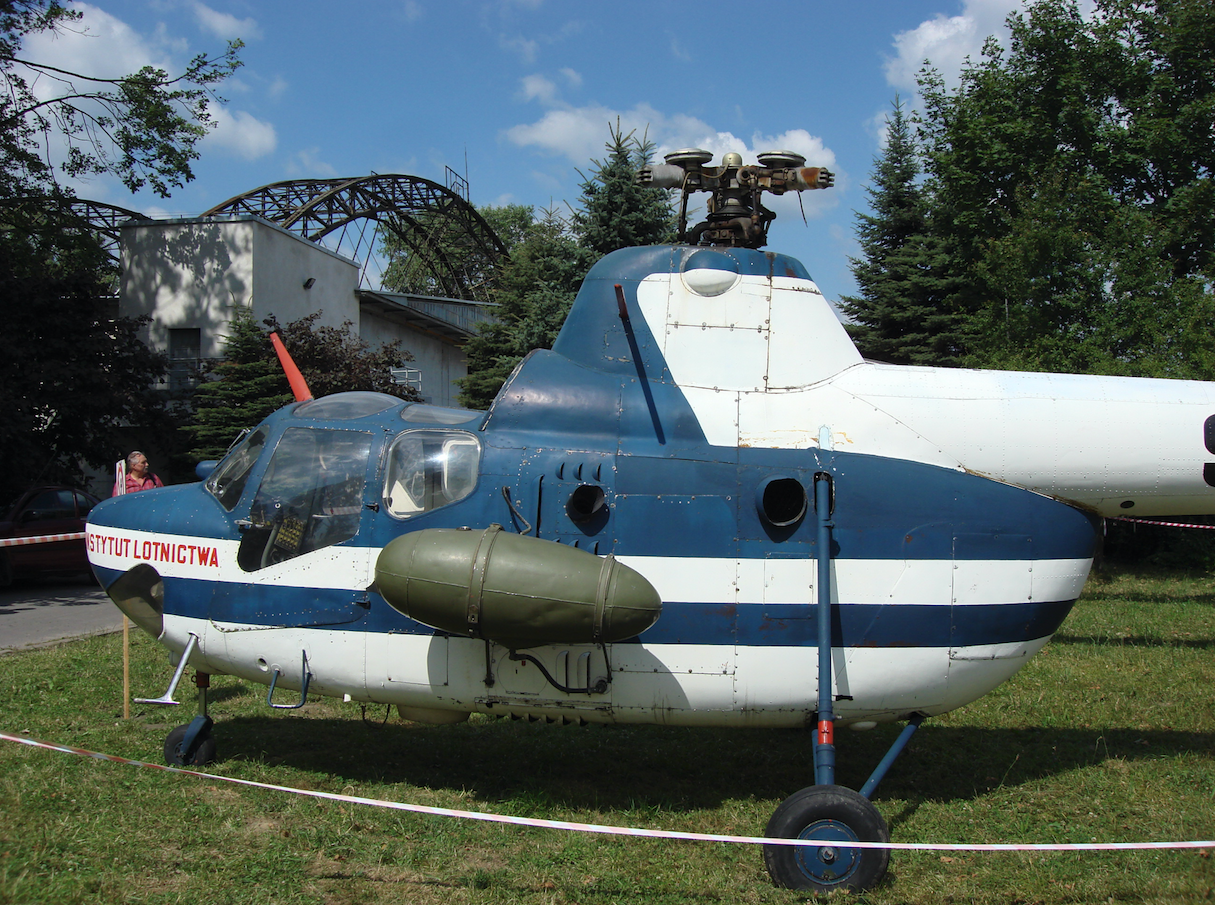 SM-1 rejestracja SP-SAD. 2008 rok. Zdjęcie Karol Placha Hetman