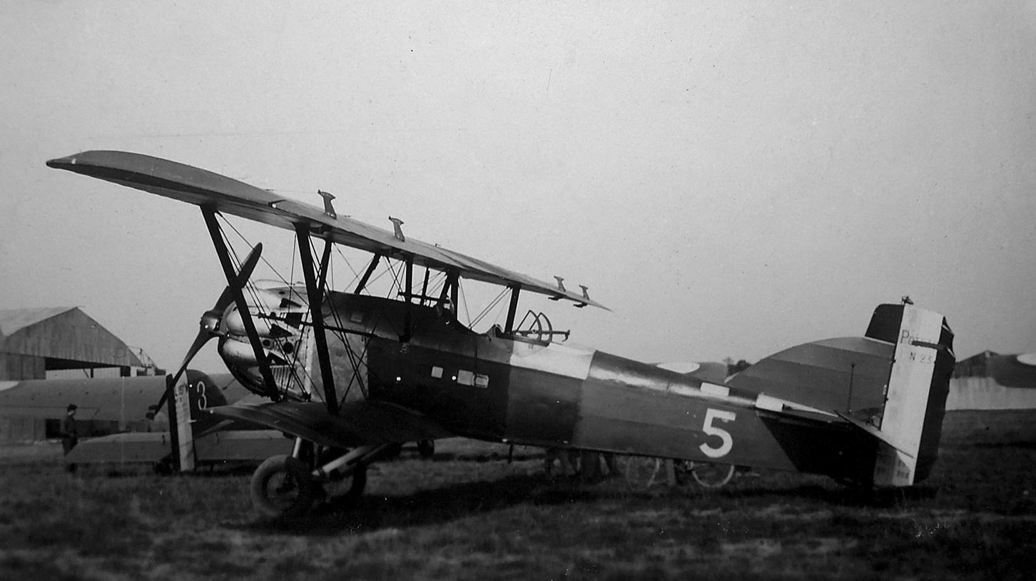 Potez XXV with Salmson engine. Photo Wikipedia 2015