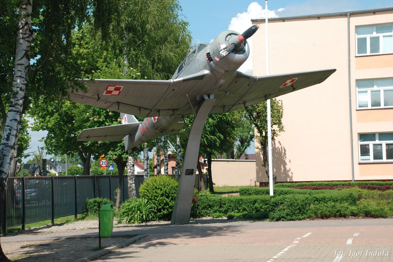 Witkowo TS-8. 2019 rok. Zdjęcie Igor Induła