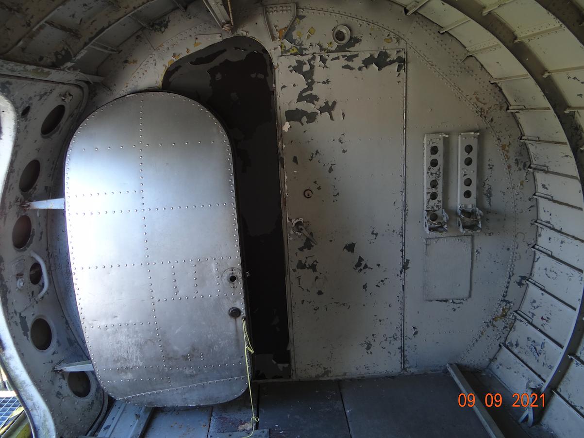 Ił-14 T nb 3054. 2021 rok. Zdjęcie Karol Placha Hetman