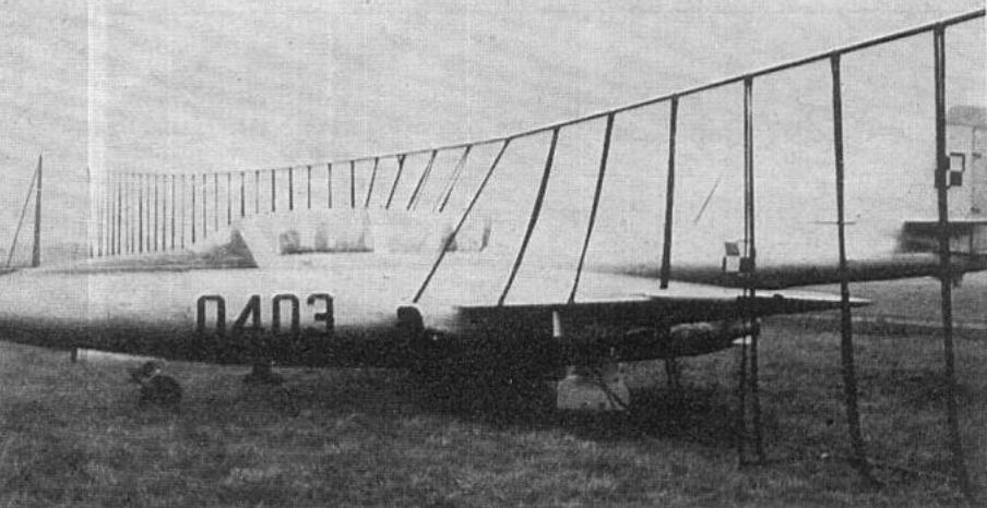 TS-11 bis A nr 1H 04-03 w urządzeniu hamującym. 1983 rok. Zdjęcie WAF