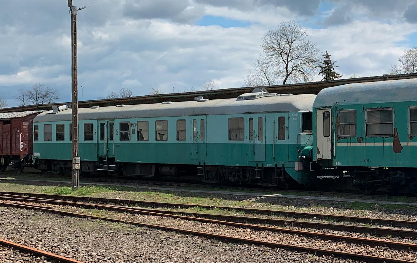 SN61-168. Chabówka 2021 year. Photo by Karol Placha Hetman