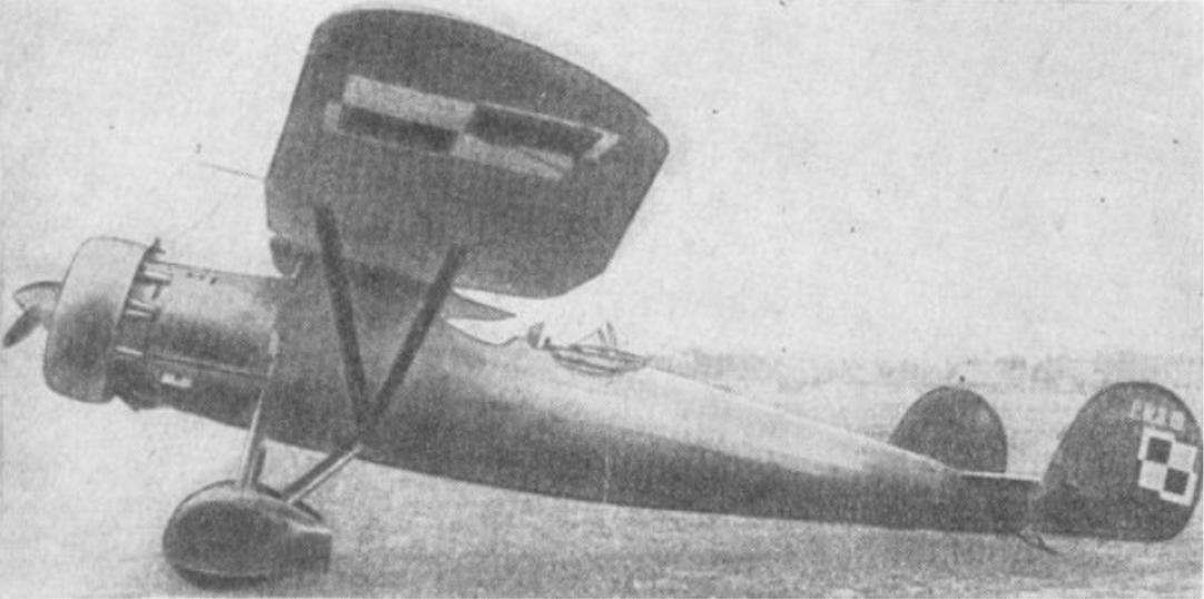 PWS-19. Zdjęcie LAC