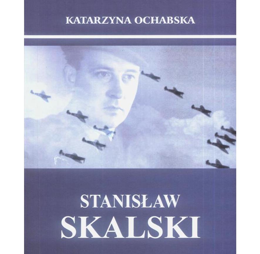 Generał Pilot Stanisław Skalski – Katarzyna Ochabska. 2008 rok. Zdjęcie Karol Placha Hetman