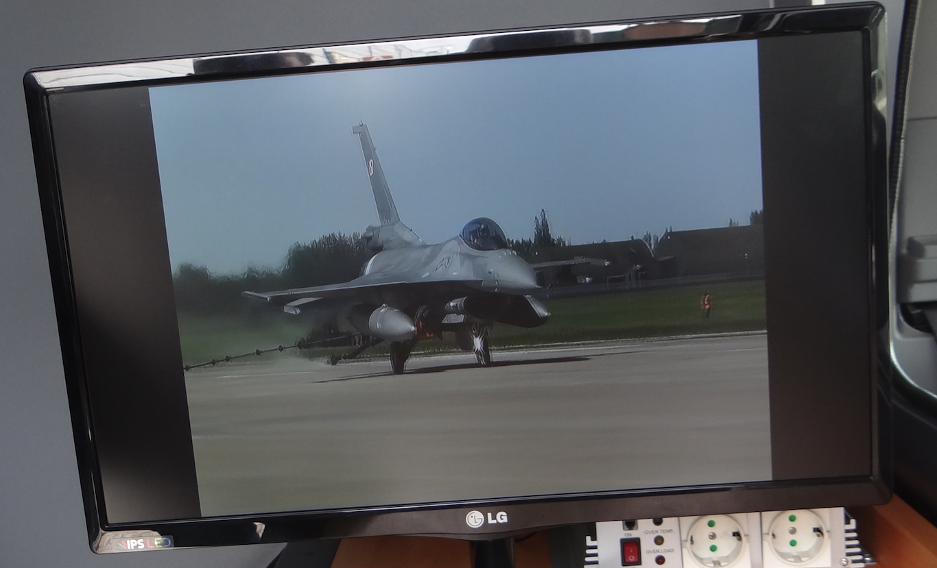 The BAK-12 and the F-16 Jastrząb nb 4044. 2020. Photo by Karol Placha Hetman