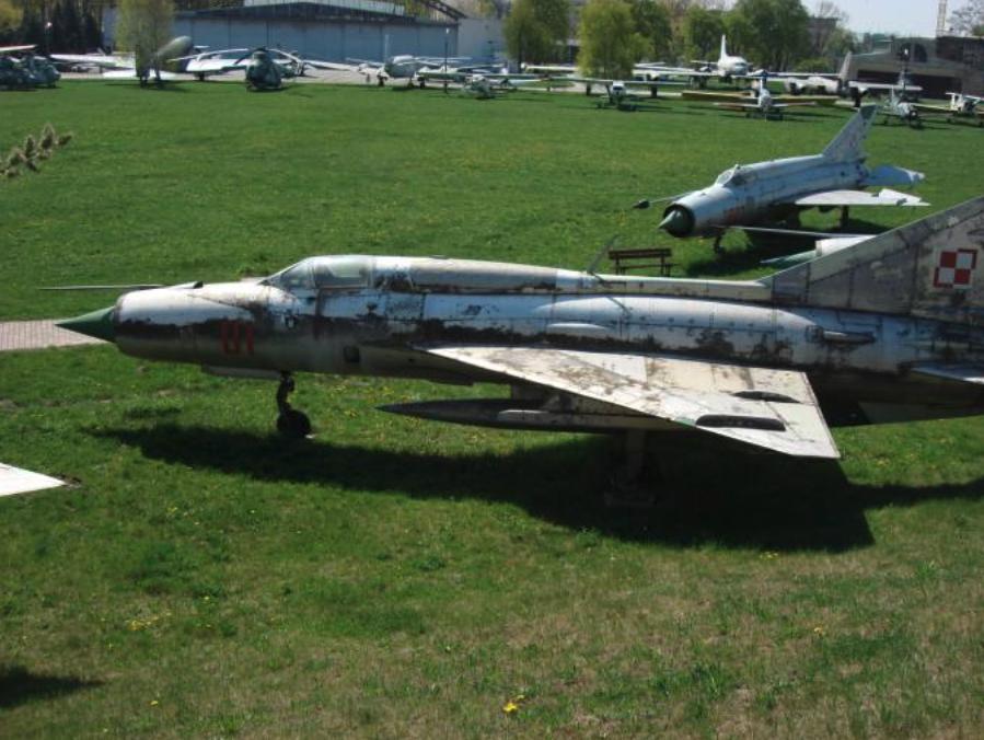 MiG-21 PFM nb 01. 2009 year. Photo by  Karol Placha Hetman