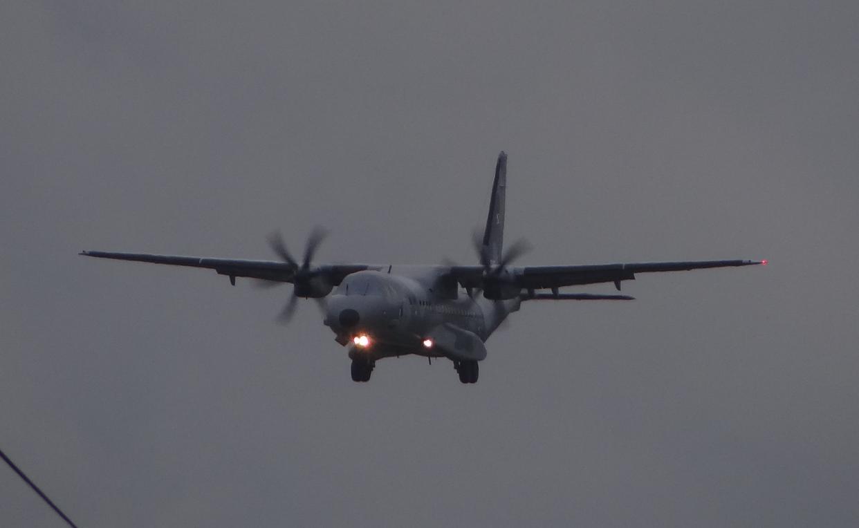 CASA C-295 M. 2014 rok. Zdjęcie Karol Placha Hetman