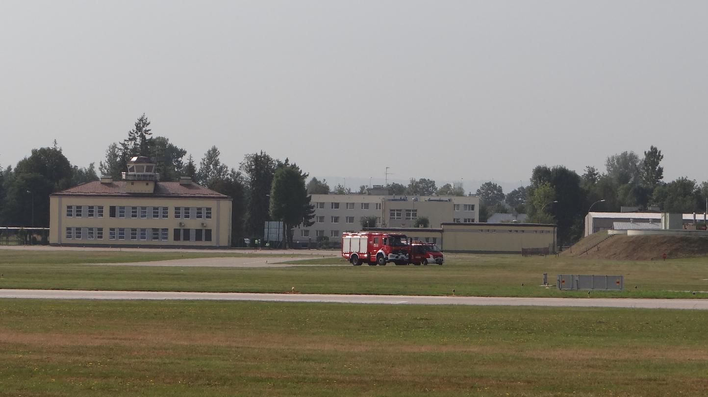 Aviation Training Center in Rzeszów. 2019 year. Photo by Karol Placha Hetman