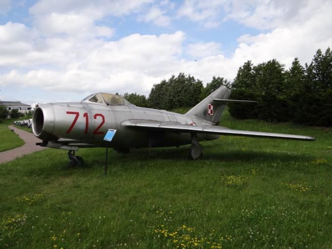 Lim-1 nb 712 Muzeum Lotnictwa Polskiego Czyżyny. 2012r.