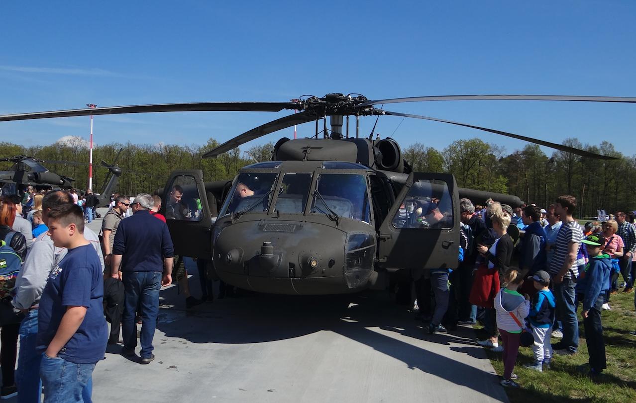 Black Hawk USAF. 2017. Photo by Karol Placha Hetman