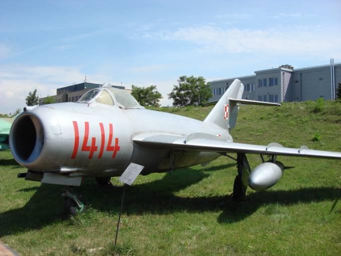 Lim-5 nb 1414 w MLP w Czyżynach. 2007r.