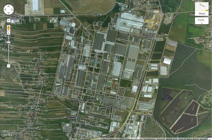 Specjalna Strefa Ekonomiczna Euro-Park ( dawniej WSK PZL Mielec ), w której powstał w 2007r. nowy zakład PZL Mielec-Sikorsky.