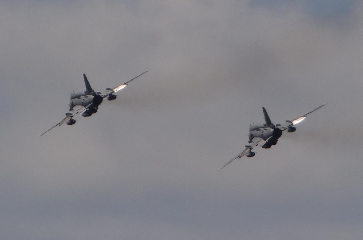 Su-22. Giżycko 2019 rok. Zdjęcie Karol Placha Hetman
