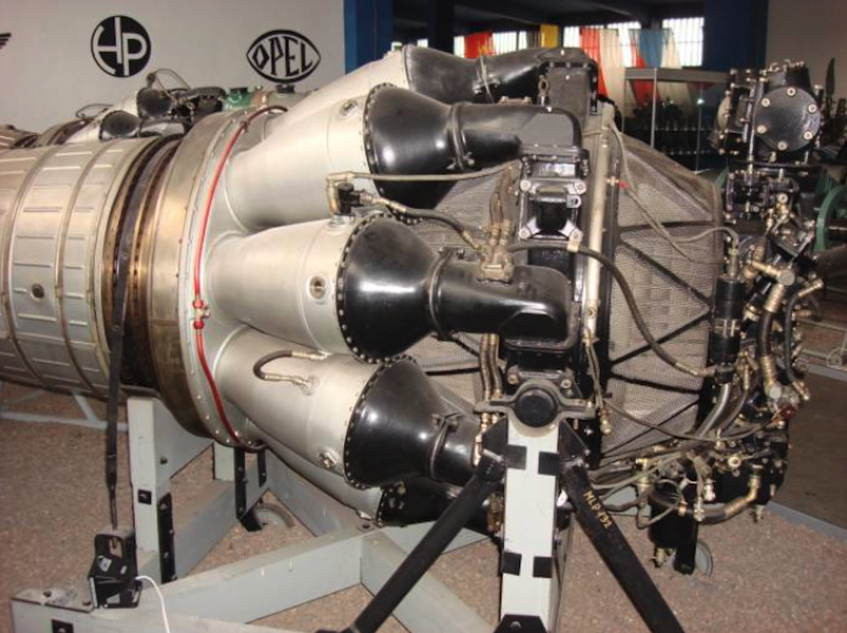 Silnik Lis-2. 2008 rok. Zdjęcie Karol Placha Hetman