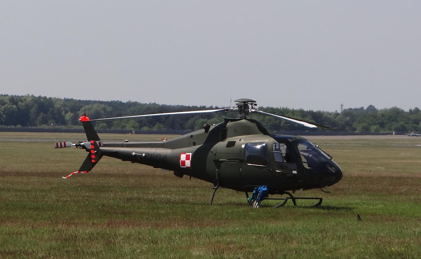 PZL SW-4 nb 6604. Poznań 2015 rok. Zdjęcie Karol Placha Hetman
