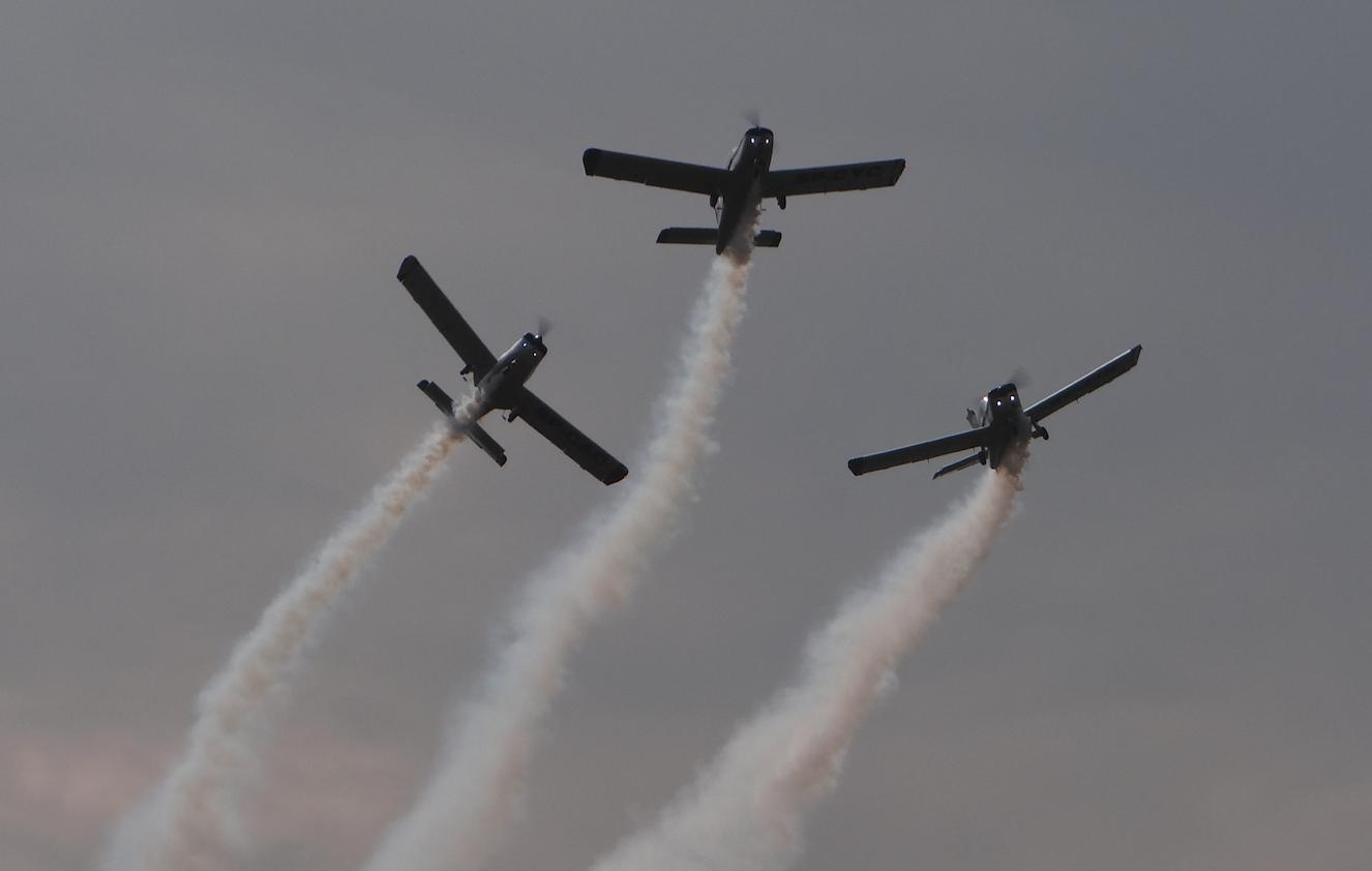 Cellfast Flying Team. Rzeszów 2019. Photo by Karol Placha Hetman