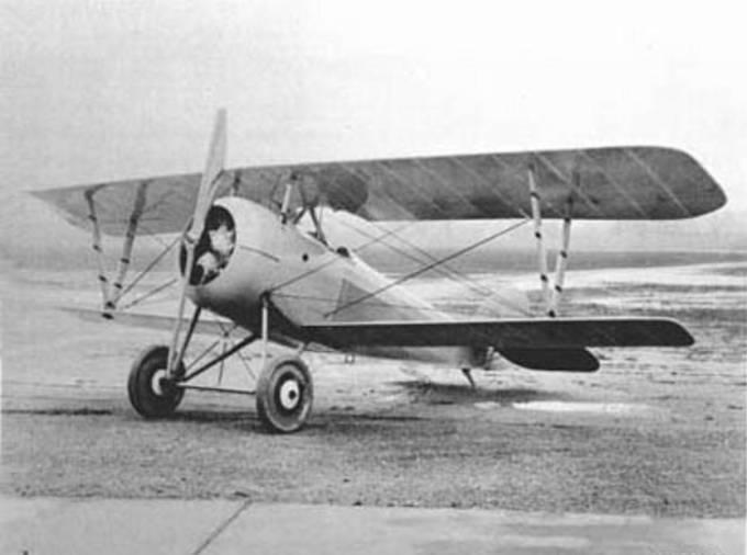 Samolot Nieuport 27