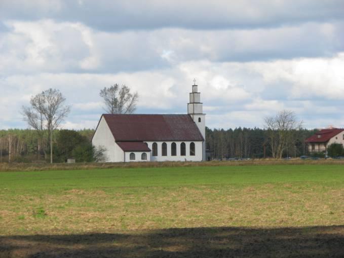 Kościół w Siemirowicach. 2006r.