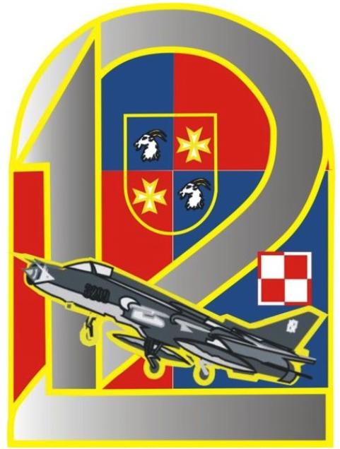 The emblem the 12th Air Base