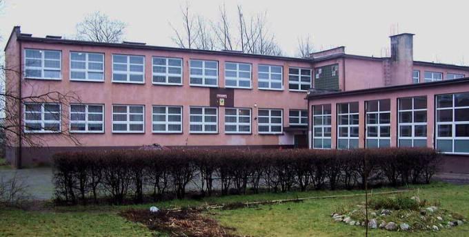 Siemirowice szkoła. 2009r.