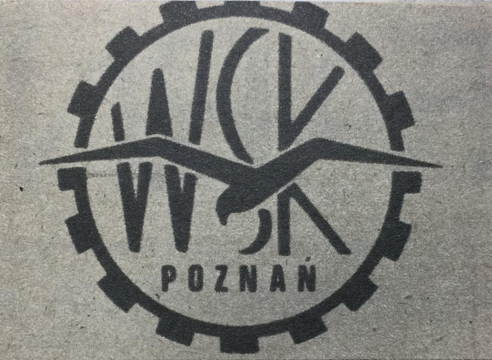 Logo WSK PZL Poznań. 1985 year.