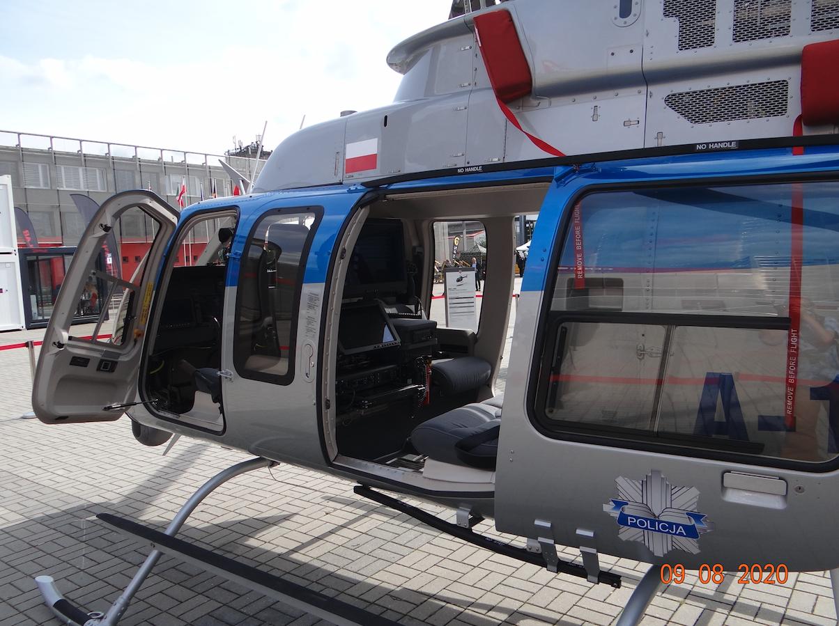 Bell 407GXi registration SN-80XP, nb A-104. 2020 year. Photo by Karol Placha Hetman