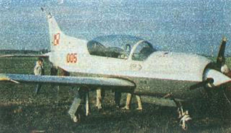 PZL-130 nb 005. Photo of LAC