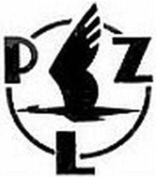 Pierwsze Logo PZL – Państwowe Zakłady Lotnicze