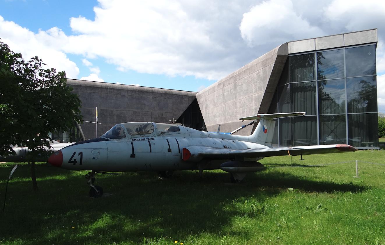 Aero L-29 Delfín nr 3241. 2020 year. Photo by Karol Placha Hetman