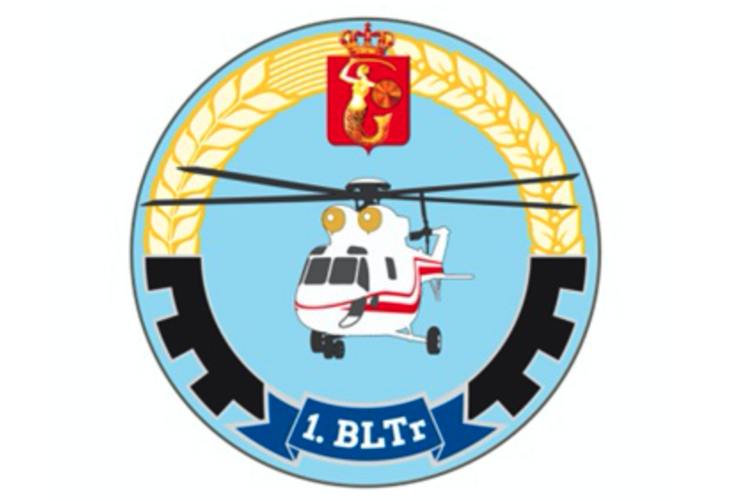 Odznaka 1 Bazy Lotnictwa Transportowego