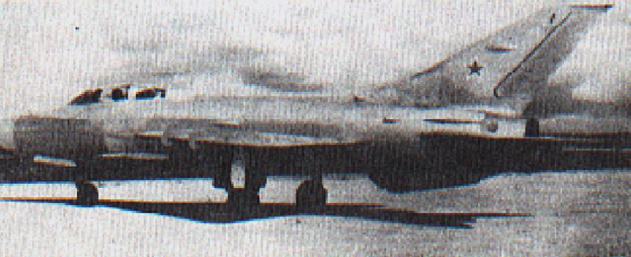 Mikojan i Guriewicz E-6. Zdjęcie LAC