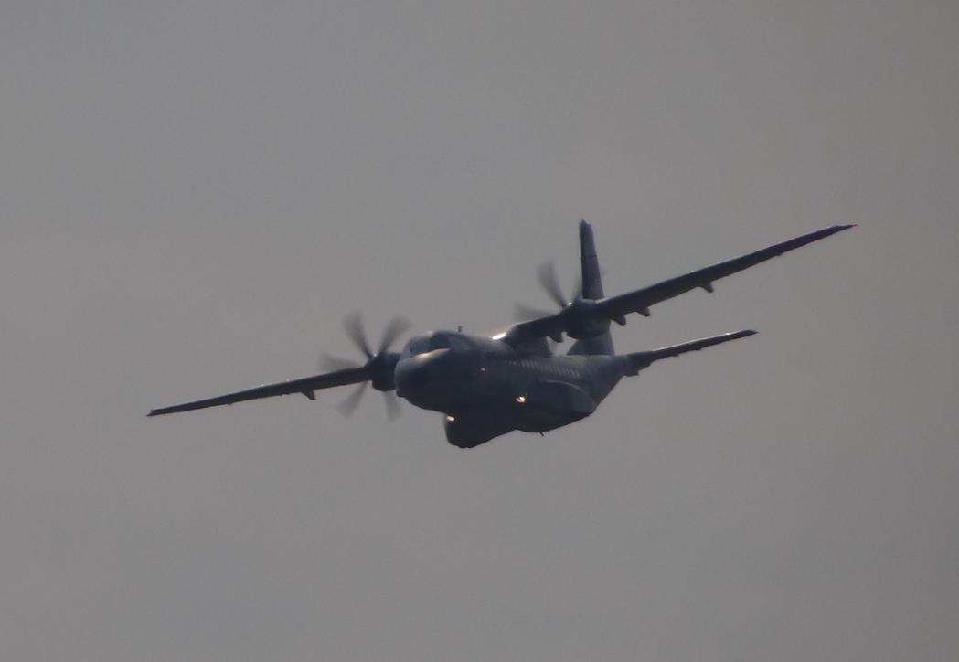 CASA C-295 M nb 016. Rzeszów 2019 year. Photo by Karol Placha Hetman