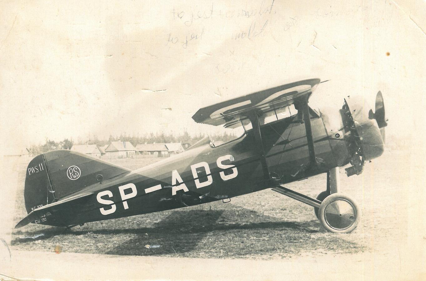 PWS-11. Photo from the family album of Mr.Kuba Cichosz
