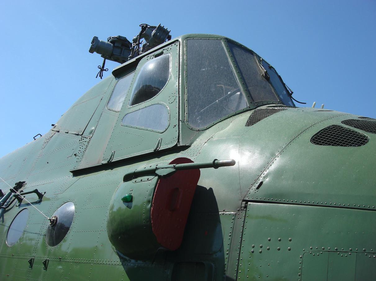 Mi-4 ME nb 6. 2009 rok. Zdjęcie Karol Placha Hetman