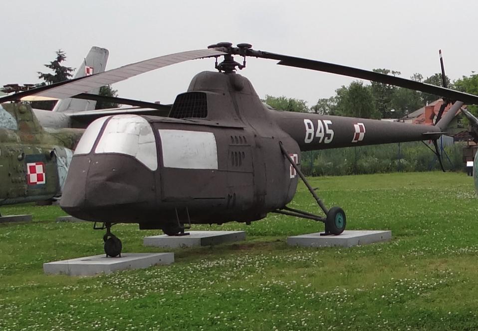 PZL WSK Świdnik SM-2 Nb 845. 2012 rok. Zdjęcie Karol Placha Hetman