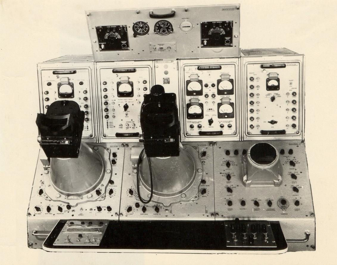 Stacja MRŁ-1W. Zdjęcie z instrukcji
