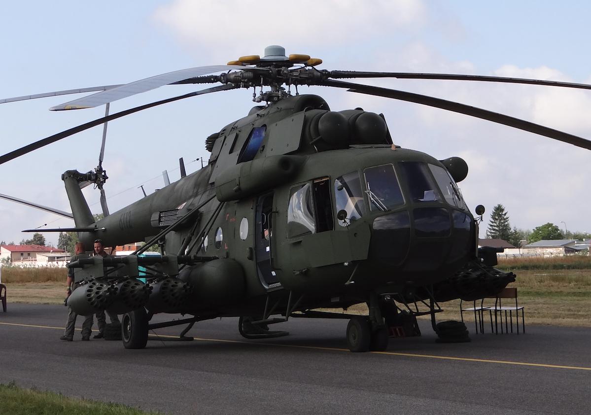 Mi-17-1V nb 6112. 2013 year. Photo by Karol Placha Hetman