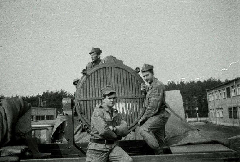 APM 90. Lotnisko Kąkolewo 1974 rok. Zdjęcie Wojciech Zieliński