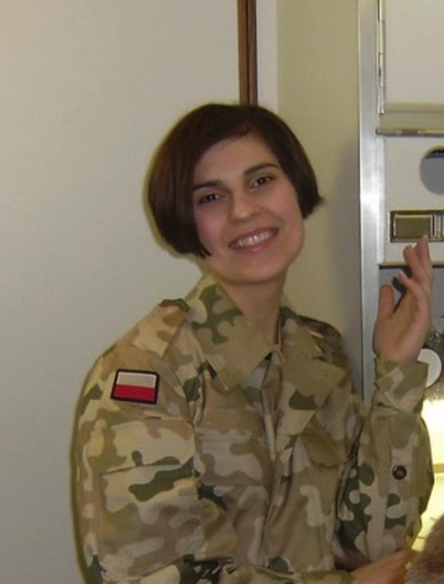 Justyna Moniuszko – stewardessa