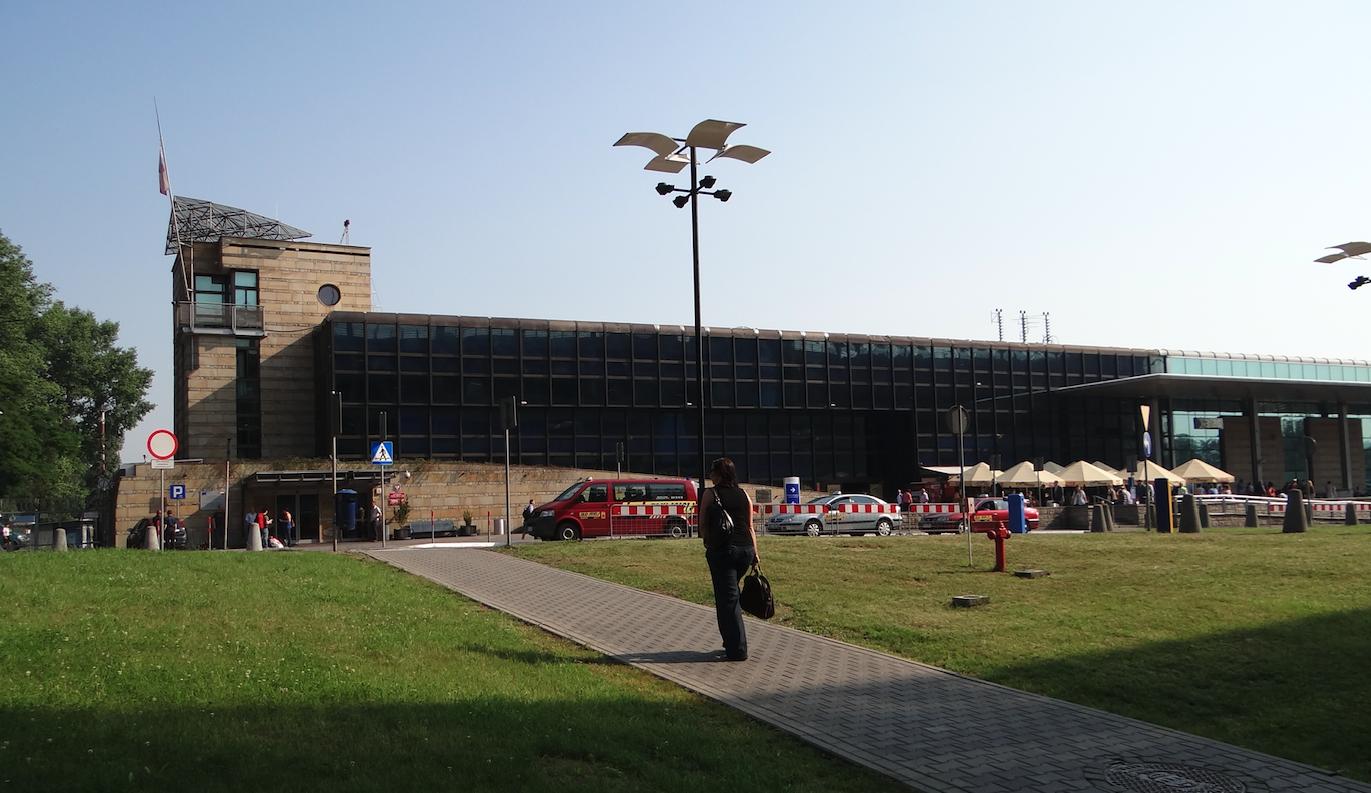 Terminal 1. 2012 rok. Zdjęcie Karol Placha Hetman