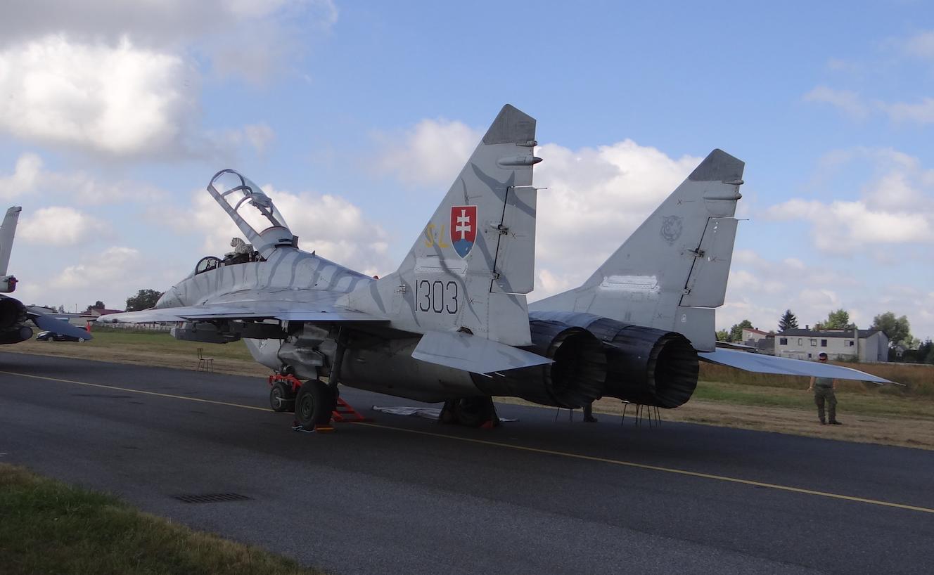 MiG-29. 2013. Photo by Karol Placha Hetman