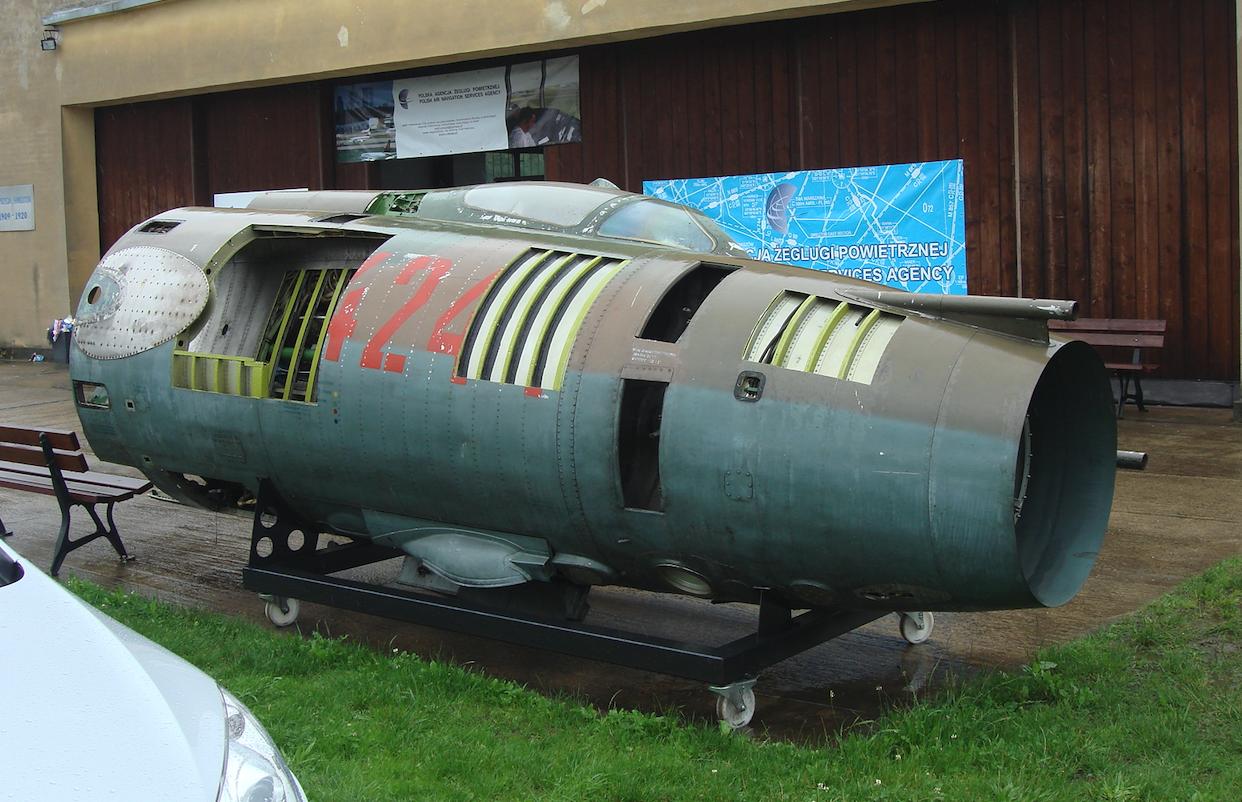 Su-20 nb 4244. Kraków 2015 rok. Zdjęcie Karol Placha Hetman
