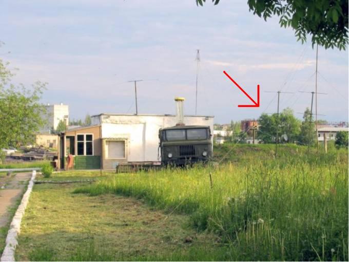 Lotnisko Smoleńsk. KNS na kierunku zachodnim.Zdjęcie LAC