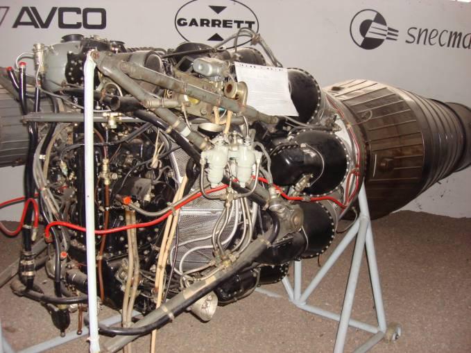 Silnik Lis-5. 2007 rok. Zdjęcie Karol Placha Hetman