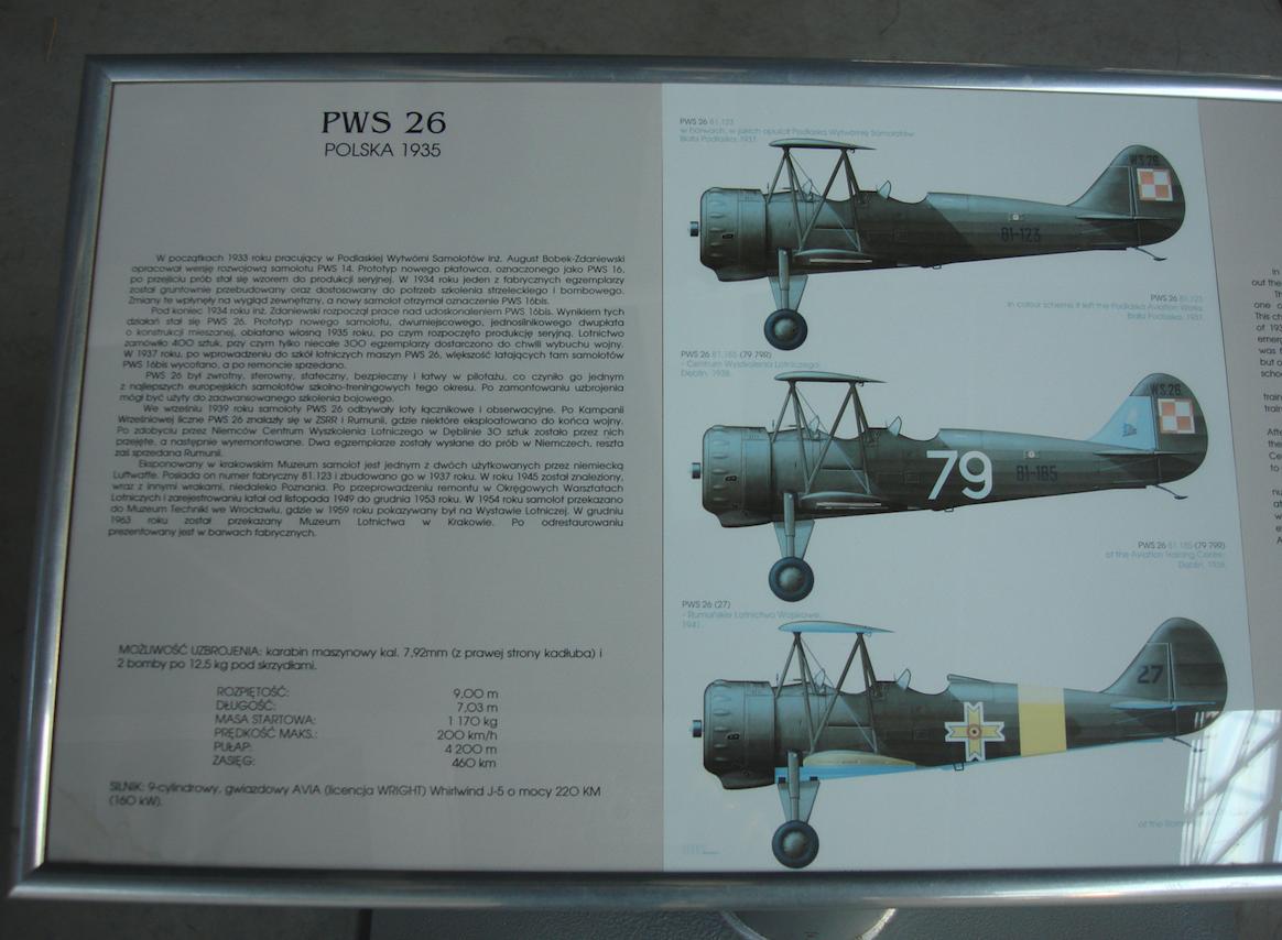 Samolot szkolno-treningowy Podlaskiej Wytwórni Samolotów PWS-26. 2009 rok. Zdjęcie Karol Placha Hetman
