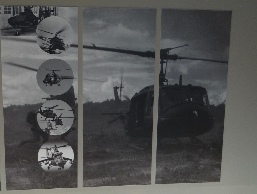 Bell UH-1 Iroquois. Zamość 2019 rok. Zdjęcie Karol Placha Hetman