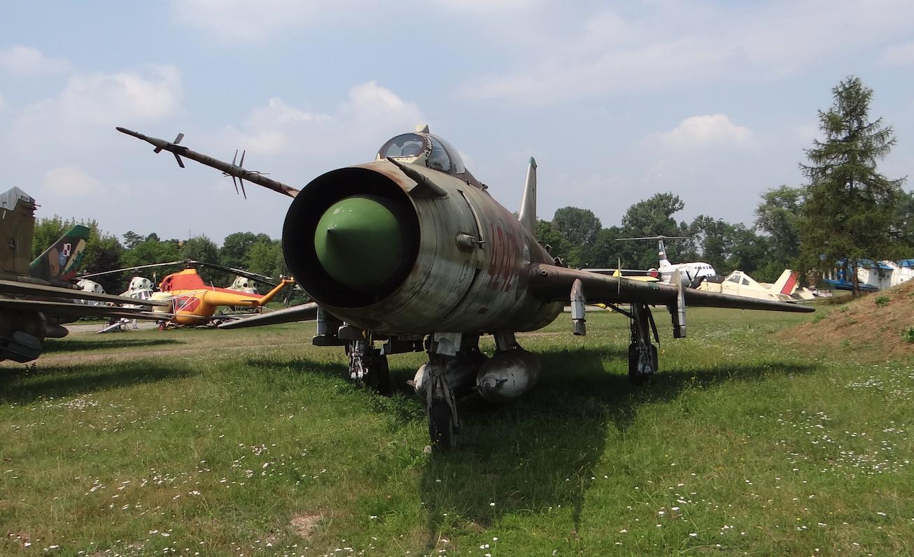 Suchoj Su-20 nb 4242. Czyżyny 2019. Photo by Karol Placha Hetman